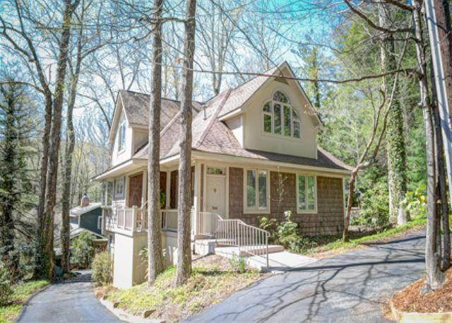 The Cottage in Montreat - Image 1 - Montreat - rentals