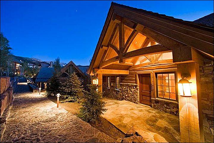 Spacious and Elegant Mountain Cabin (Representative Unit) - Rustic, Yet Modern Accommodations - High Quality Amenities (6694) - Telluride - rentals
