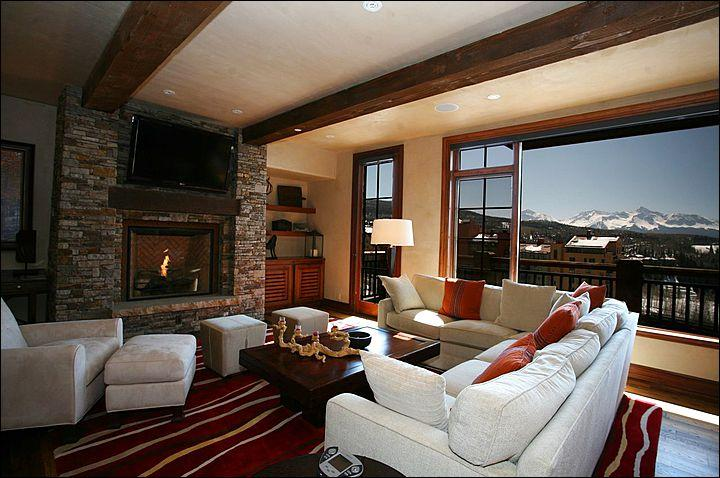 Stylish Furnishings and Decor Throughout (Representative Unit) - Elegant Condo with Amazing Views - Stone & Timber Finishes (6696) - Telluride - rentals