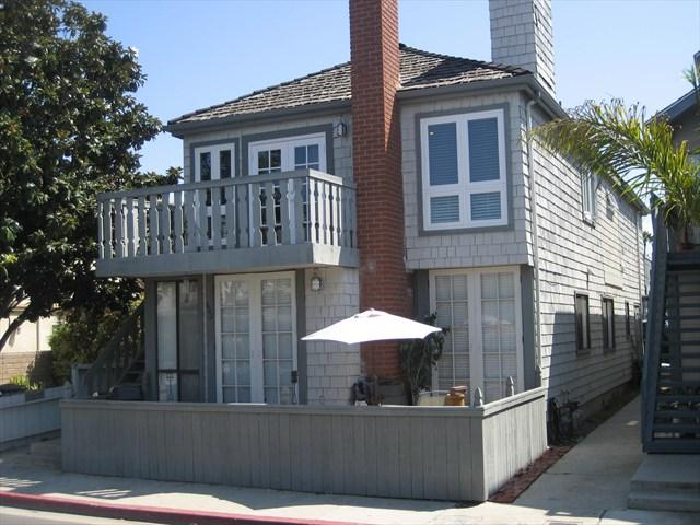 Front - 602 A Clubhouse- 2 Bedrooms 2 Baths - Newport Beach - rentals