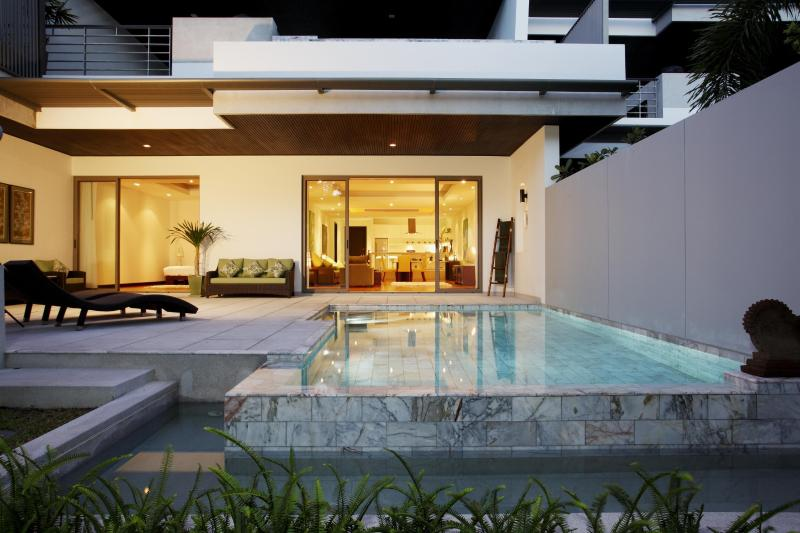 Private Pool - Oversized 3 Bedroom Apartment With Private Pool an - Thalang - rentals