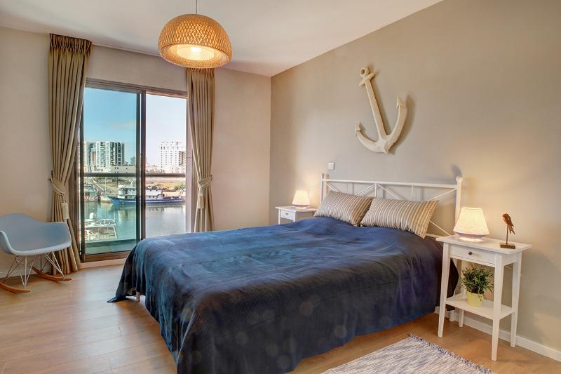 Luxurious 1BR Herzliya! Sea View+Private Parking - Image 1 - Gedera - rentals