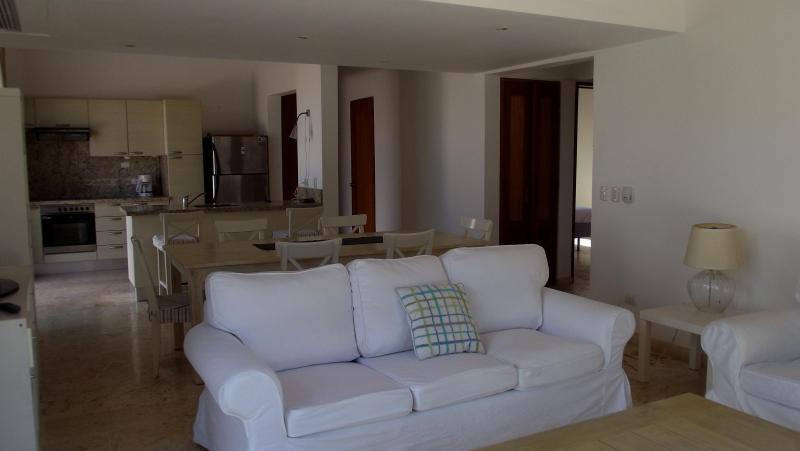Lounge Area - Stunning 2 Bedroom Penthouse La Joya -Cocotal - Punta Cana - rentals