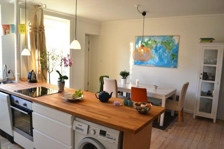 Dannevirkegade Apartment - Beautiful, bright Copenhagen apartment at Enghave - Copenhagen - rentals
