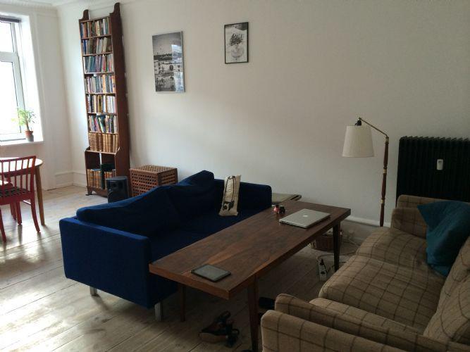Valdemarsgade Apartment - Bright Copenhagen apartment at the nice Vesterbro area - Copenhagen - rentals