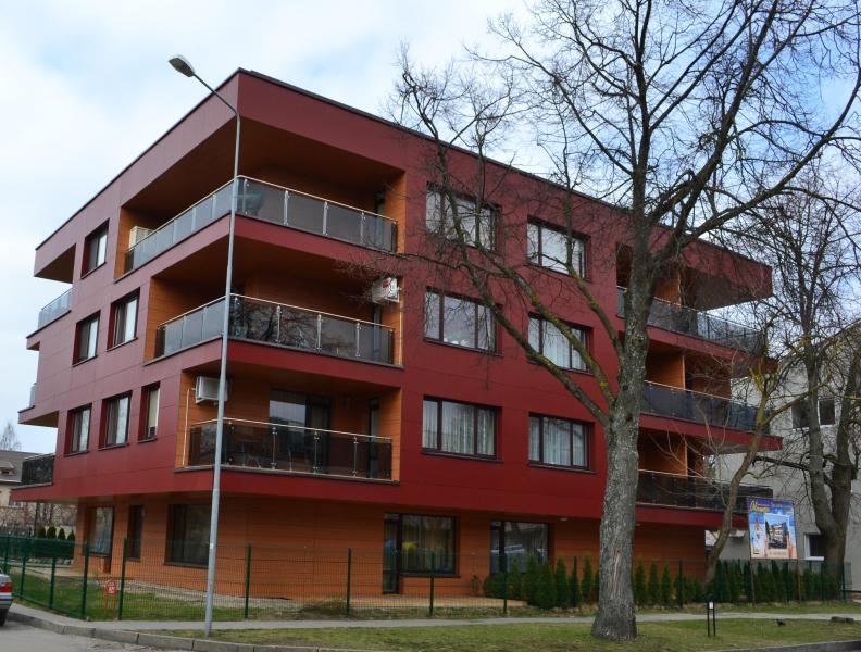 3 rooms bright apartment - Image 1 - Palanga - rentals