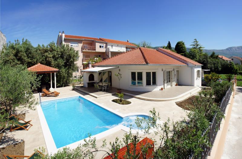 Panorama view - Villa Stela - Kastel Gomilica - rentals