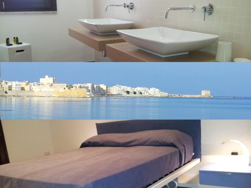 Rua Nova Suite Superior quality vacation rental   50mt from seaside  free wifi - Image 1 - Trapani - rentals