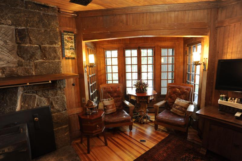 Adirondack Great Camp-  Rental by the week for up to 20 guests - Image 1 - Tupper Lake - rentals