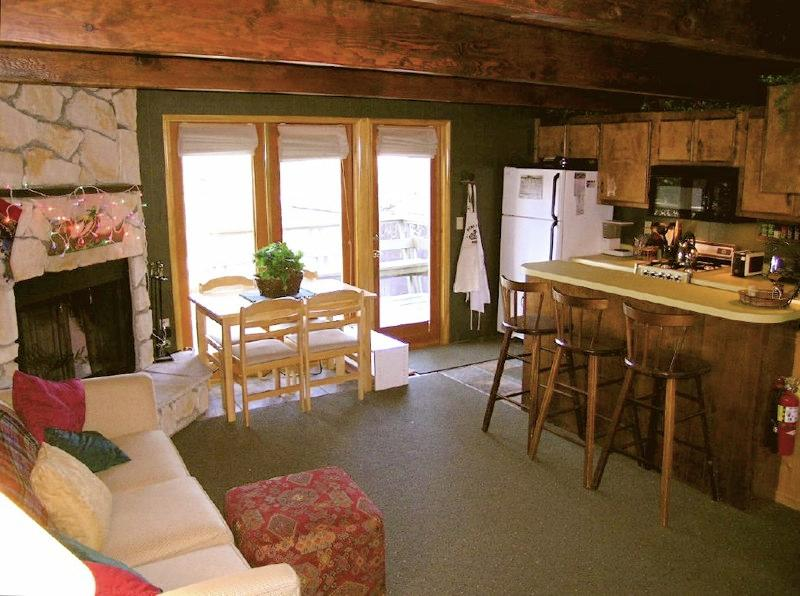Adorable Cozy Cabin In Big Bear - Image 1 - Big Bear City - rentals