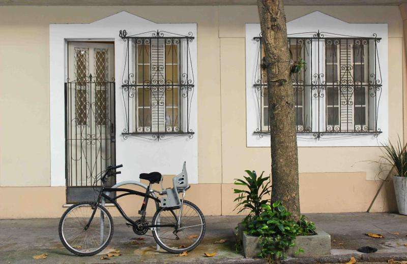 Front Door - Cozy Flat at the Foot of the Sugar Loaf - Rio de Janeiro - rentals