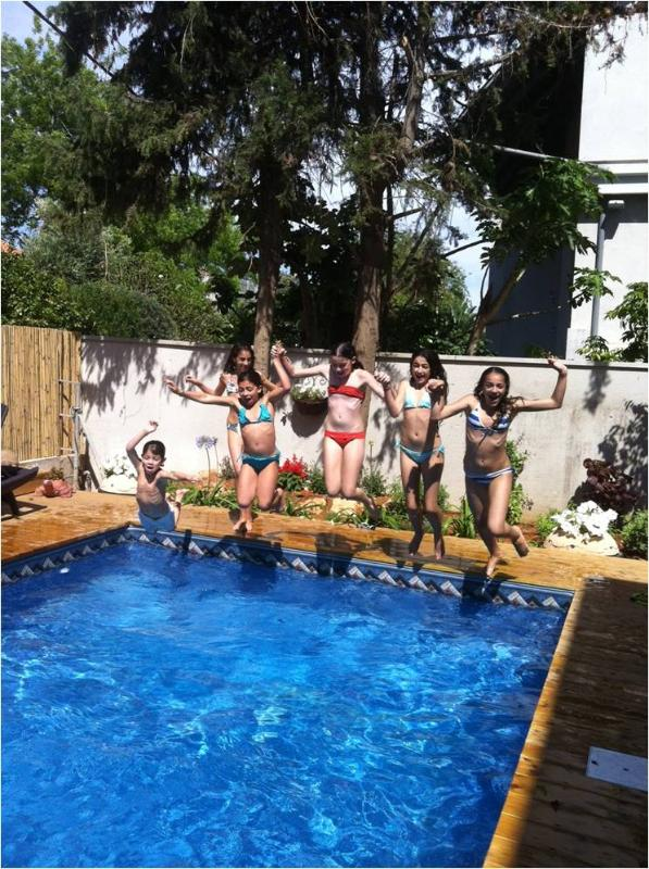Pool House Villa In Herzeliya Pituach - Image 1 - Herzlia - rentals