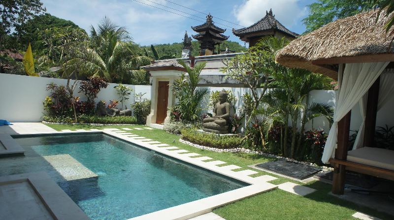 Nice Villa Kambojia Bali 2 bd - Image 1 - Ungasan - rentals