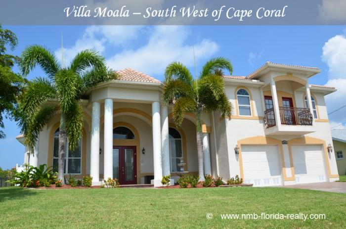 Villa Moala - gulf access - wheelchair accessible - Image 1 - Cape Coral - rentals