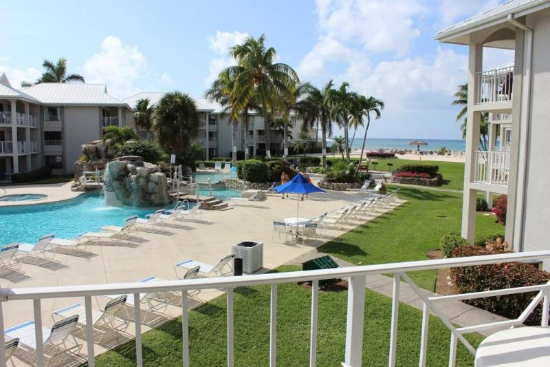 2 BR Poolside Condo at Sunset Cove on 7 Mile Beach - Image 1 - Seven Mile Beach - rentals