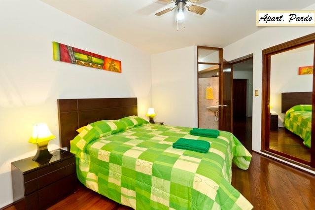 Furnished apartment PARDO, Miraflores - Image 1 - Lima - rentals