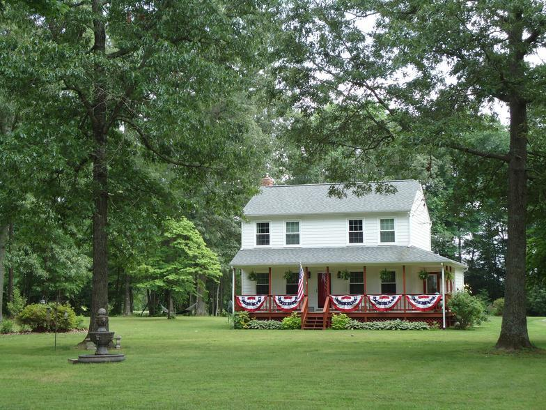 Welcome to Shady Acres Bed and Breakfast - Shady Acres Bed & Breakfast: Hanover, Virginia - Hanover - rentals
