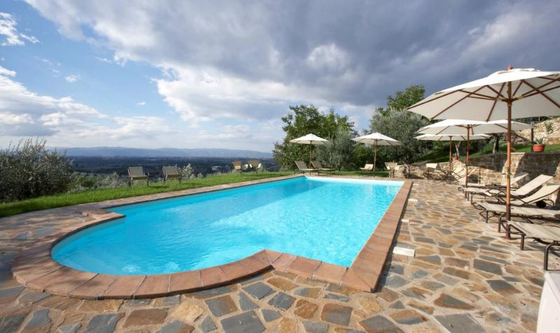 apartments in villa near to Assisi 830 - Image 1 - Assisi - rentals