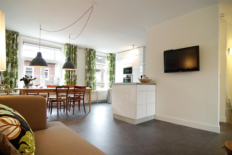 Livingroom - The House of Maple - Amsterdam - rentals