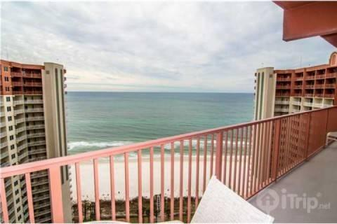 Beachside Upscale Condo with Best Pool In Panama City - Image 1 - Panama City Beach - rentals