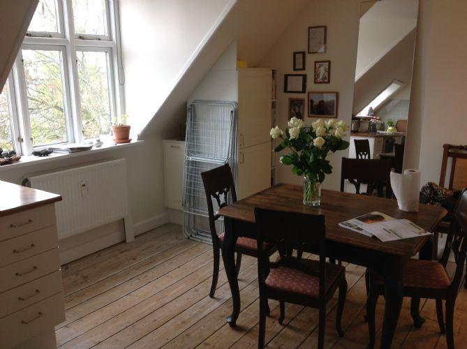 Oehlenschlaegersgade Apartment - Nice Copenhagen apartment near Frederiksberg Alle - Copenhagen - rentals