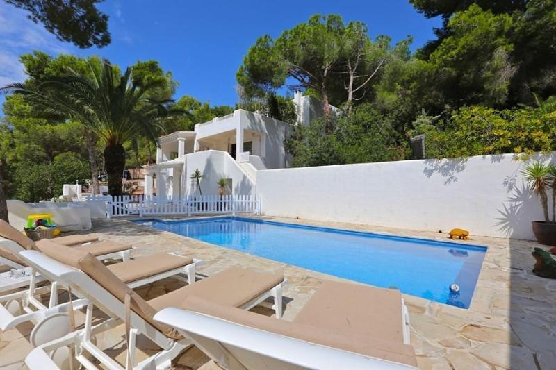 5 bedroom Villa in Es Cubells, Ibiza : ref 2135564 - Image 1 - Es Cubells - rentals