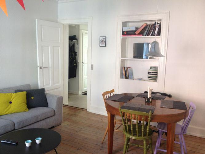 Troejborggade Apartment - Lovely Copenhagen apartment near Fisketorvet center - Copenhagen - rentals