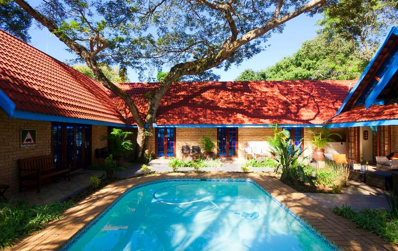 Private entrance from Pool Area - Zulani Guest House - Saint Lucia - rentals