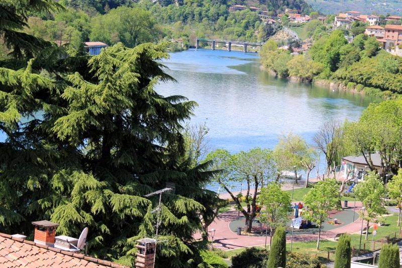 Lake view - Apartment Lake Iseo with lake viewer - Sarnico - rentals