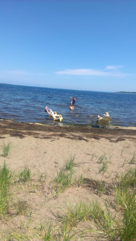 Beach Picture - 2 Bedroom Cottage for rent -Private, Pretty - Shediac - rentals