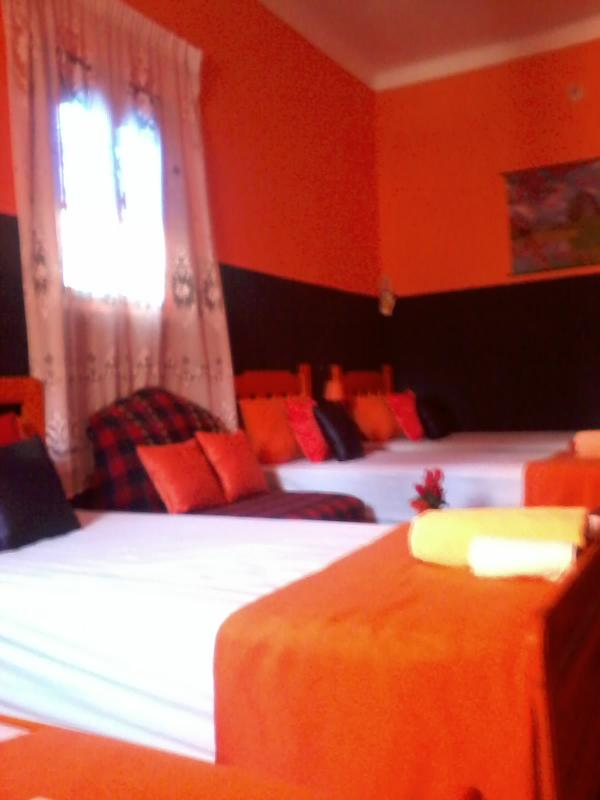 ORANGE ROOM - Riad Ayssi mohamed - Marrakech - rentals