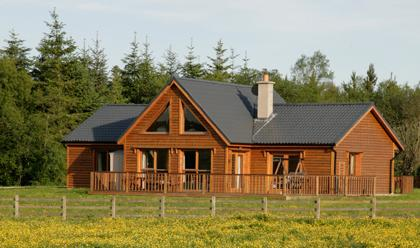 The Outpost - Log Cabin - Ballinamore - rentals
