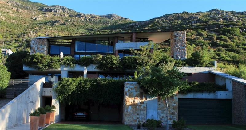 The residence from the street. - Snooze in Hout Bay. Snooze. Self catering. - Hout Bay - rentals