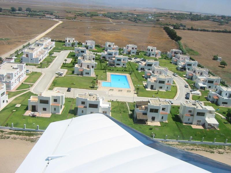 View from Sky - Dream House on the Beach North of Morocco Amazing - Briech - rentals