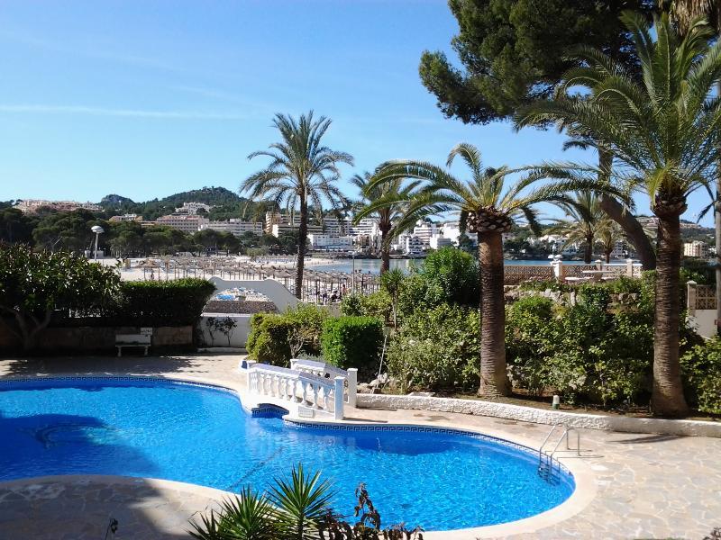 The best pool and gardens in Santa Ponsa-Award Winning - Majorca Spain-1 Bedroom Exclusive Apt-Beach Access - Santa Ponsa - rentals