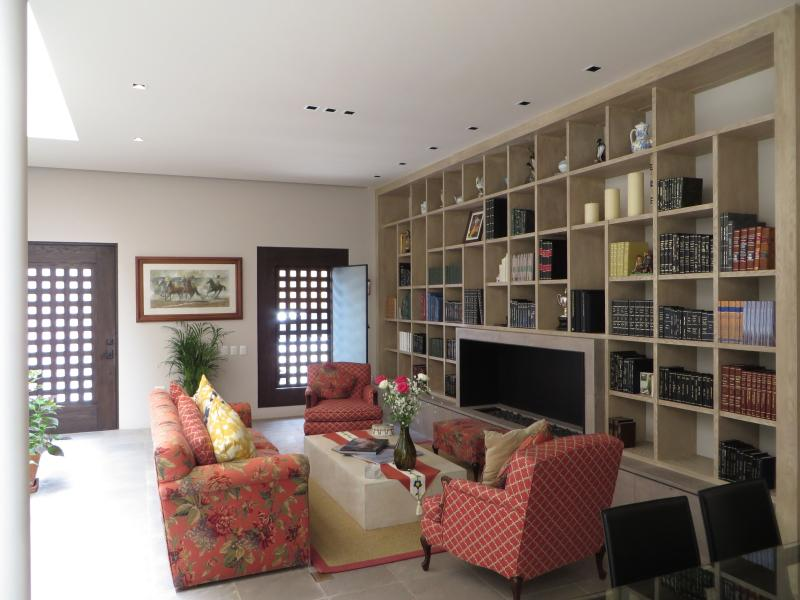 Living Room - Casa Morera: Historic Centro Modern Two Bedroom - San Miguel de Allende - rentals