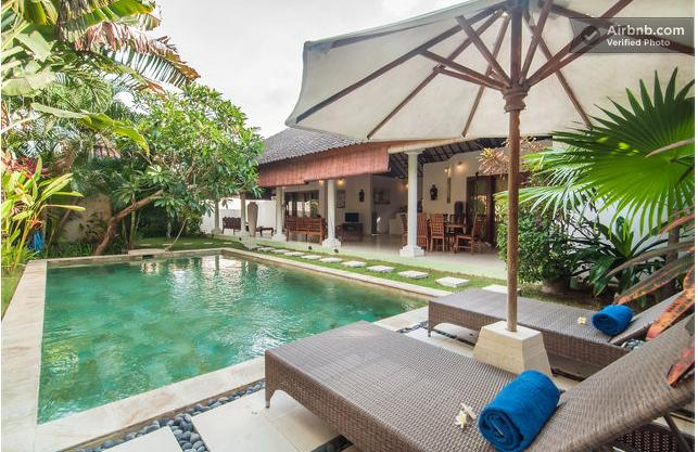 2 bed private villa with pool - Image 1 - Canggu - rentals