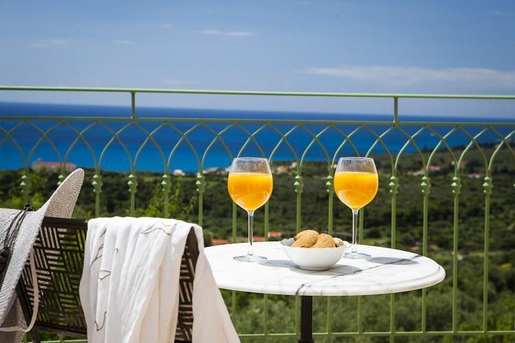 Villa with Sea Views - Trapezaki Captains Villa - Cephalonia - rentals