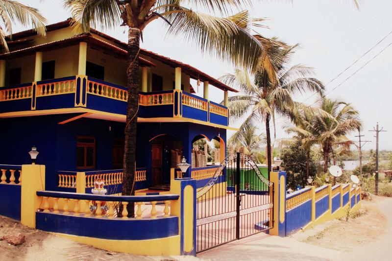 Blue Pearl - Image 1 - Carambolim - rentals