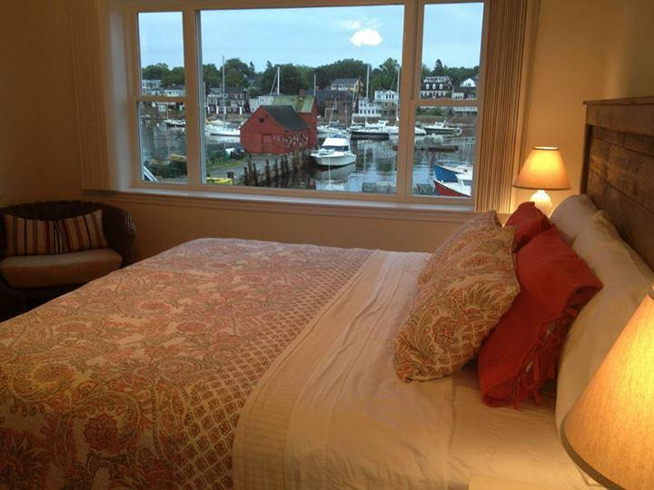 Master Bedroom - The Mariner - Authentic Rockport Experience - Rockport - rentals