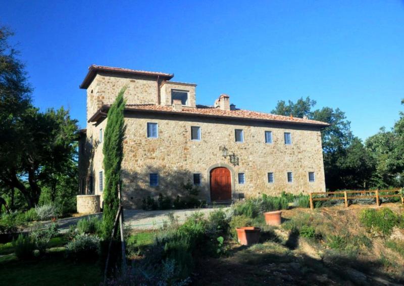 Vacation Rentals at Villa Passignano in Sambuca, Tuscany - Image 1 - Sambuca - rentals