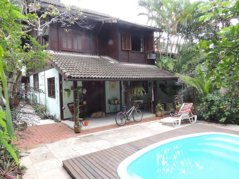 FRONT - Beautiful house Barra da Tijuca next to the beach - Rio de Janeiro - rentals