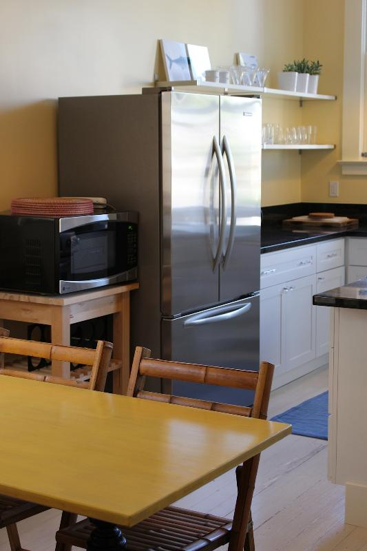 Kitchen - Beautiful Edwardian Flat, San Francisco - San Francisco - rentals