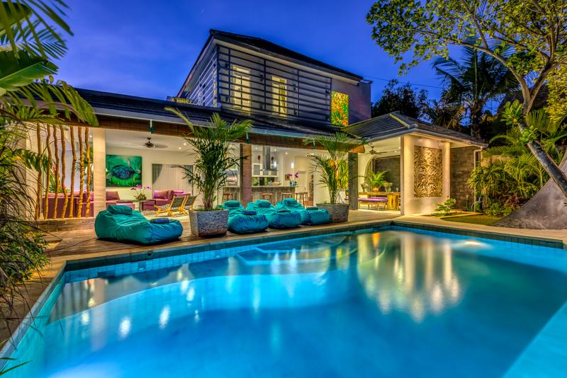 Alchemy By Bali Villas Rus- CENTRAL SEMINYAK CLOSE TO THE BEACH and RESTAURANT - Image 1 - Seminyak - rentals