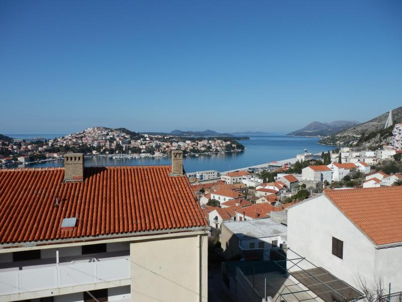 view from bedroom - best place to stay while in Dubrovnik - Dubrovnik - rentals