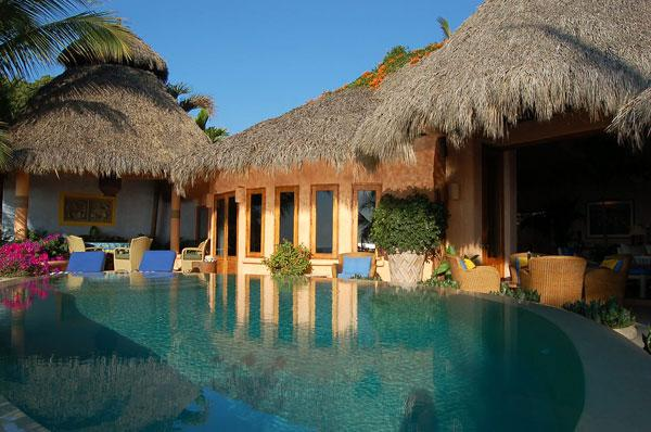 Casa Calabaza - Beachfront! - San Pancho - Image 1 - San Pancho - rentals