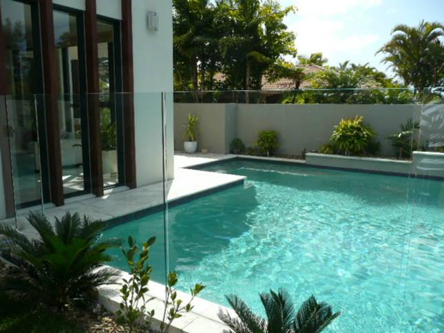 Pottsville Luxury Villa private pool - Luxury Waterfront Home with pool on Estuary - Pottsville - rentals