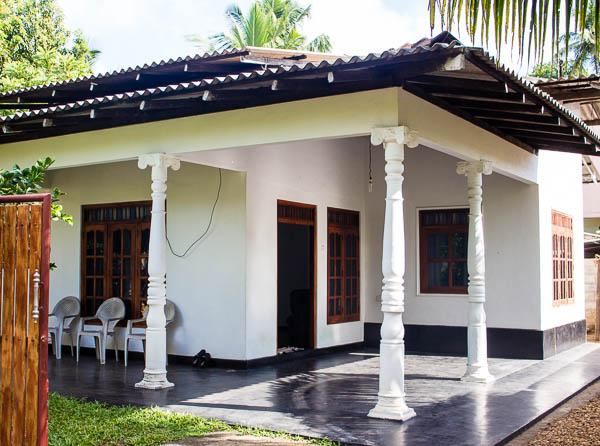 house - House with 3 bedrooms and 3 bathroom - Weligama - rentals