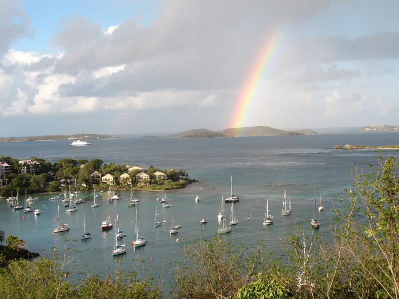 Beautiful Cruz Bay harbor - B-LaLe Condos - Cruz Bay - rentals