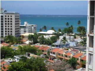 St.Tropez Isla Verde  view the beach and airport - Image 1 - Carolina - rentals
